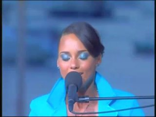 Alicia Keys - If I Ain't Got You Live @ Cannes Festival