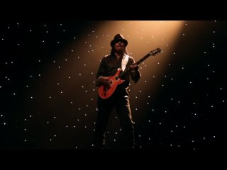 "Carlos Santana and India Arie Simpson ""While my guitar g"